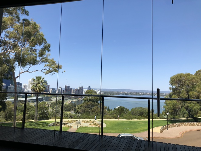 View at Fraser's Kings Park