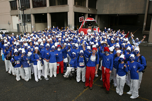 world record, smurfs, Guiness book of records, make a record, break a record