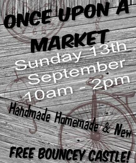 Once upon a Market, Sunday September 13th