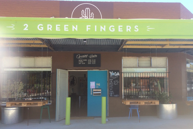 2 Greenfingers Willagee, Speciality coffee Perth, Southern Suburbs café Perth, raw and vegan food Perth, cafes near playgrounds Perth, Yoga Perth