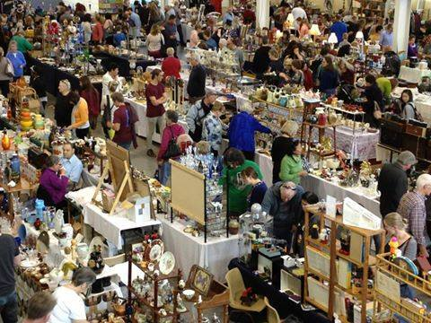 3 in 1 market at showgrounds, perth, claremont, vintage, antiques and collectables, handmade goods,
