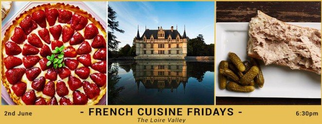 Alliance Française, Brisbane, French Cuisine, Loire Valley, West End, French culture, wine, food tasting