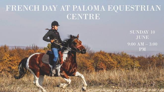 Alliance Francaise,French Day, Paloma Equestrian Centre, Cabolture, National Riding School, Cadre Noir