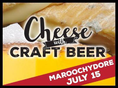 Artisanal Cheese, Craft Beer, Cheese Therapy, Bubbles and Brie in Brissie, Sunshine Brewery, craft beers, international cheeses, guided tour, grains, hops, microbrewery, strictly limited event, BYO wine
