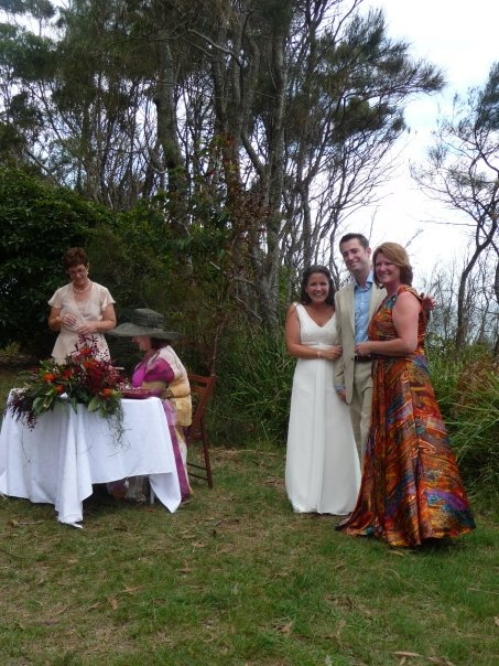 Beach wedding, Park ceremony, married beach
