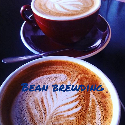 Bean Brewding coffee