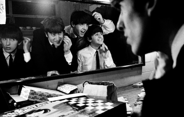 Beatles, Eight Days a week, Paul McCartney, Ringo Starr