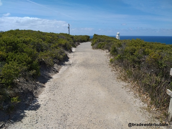cape liptrap lighthouse path