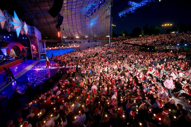 carols by candlelight melbourne