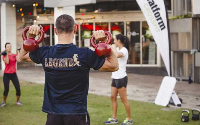 Crossfit, exercise, free, fitness, perth