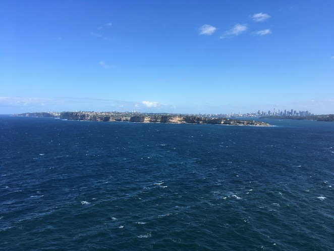 fairfax lookout, sydney harbour, sydney harbour view, north head view, north head walking track, manly walks