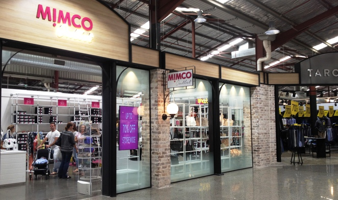 Fashion Spree Factory Outlet Liverpool Mimco