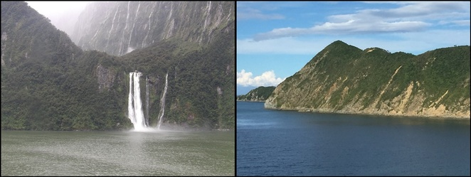 fjords,in,Milford,sound