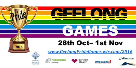 gay, LBTQQ, geelong, event, pride, geelong pride games, sports, pool, golf, near melbourne, community pride
