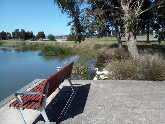 Highlands lake reserve craigieburn