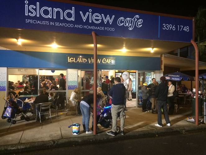 Photo courtesy of Island View Cafe