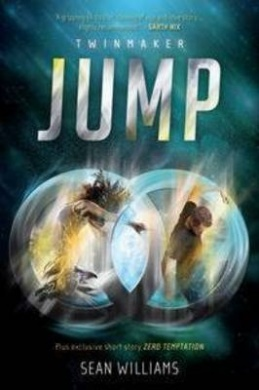 Jump, sci fi for kids, science fiction for kids, sean williams, australian sci fi authors