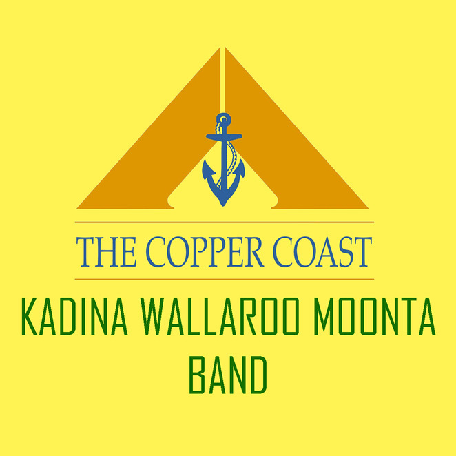 Kadina Wallaroo Moonta Brass Band, KWM Band, brass band, Copper Coast, musicians, big band, South Australia, KWM Band Banner
