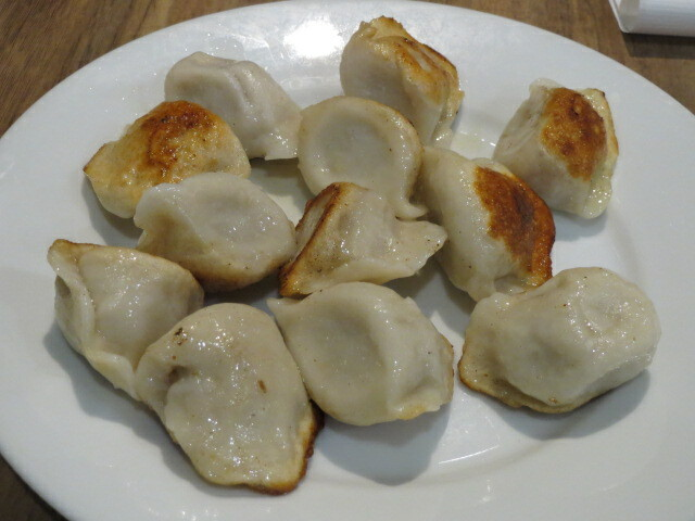 Kung Fu Express, Pan-fried Pork Dumplings, Adelaide