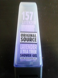 Lavendar Shower Gel