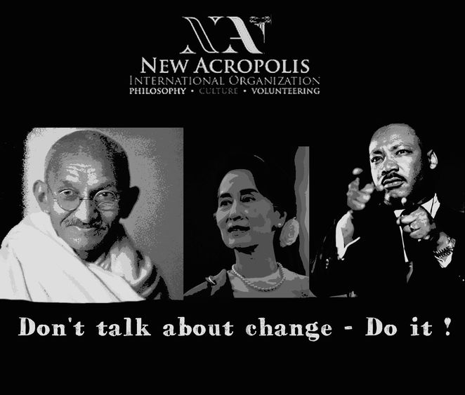 martin luther king jr and aung san suu kyi essay Bibliography books de kay, james t martin luther king: a man of peace with a dream for all people random.
