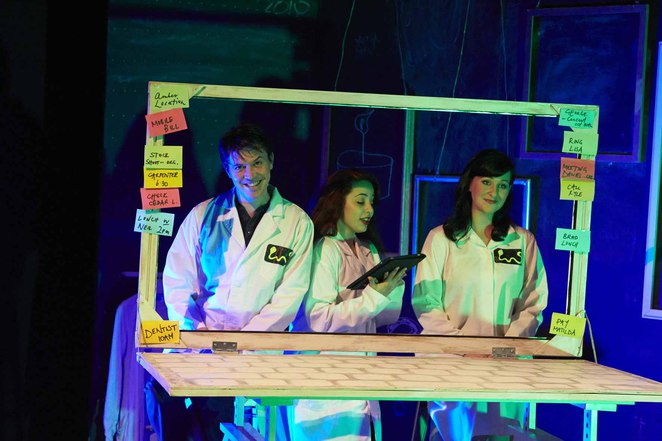 Lifeforce, Sydney fringe festival, musical comedy, theatre play