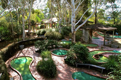 mini Golf, Bellarine Adventure Golf