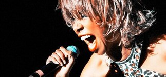 Rebecca O'Connor Tribute to Tina Turner at Geelong Showgrounds