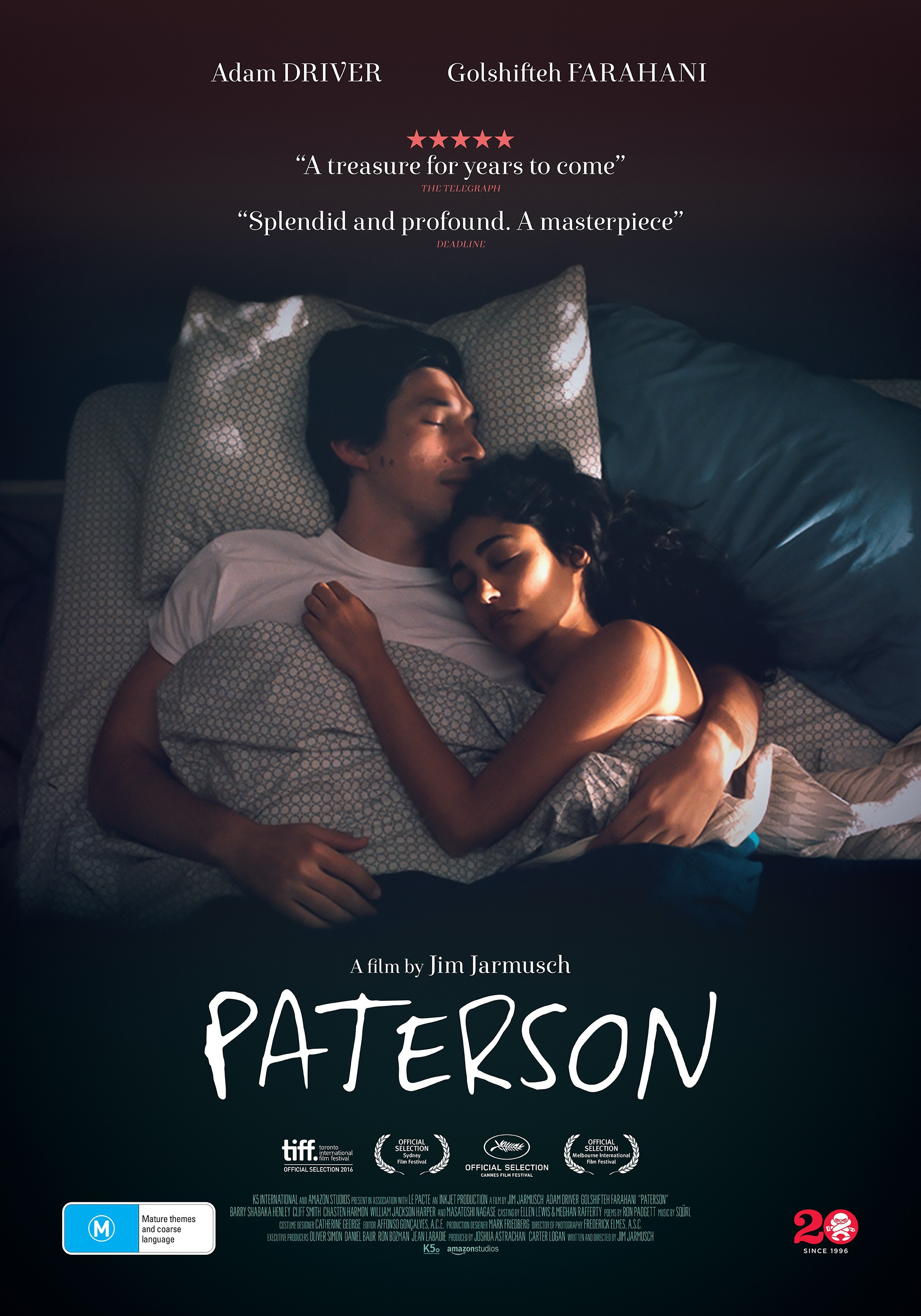 Paterson Movie Review