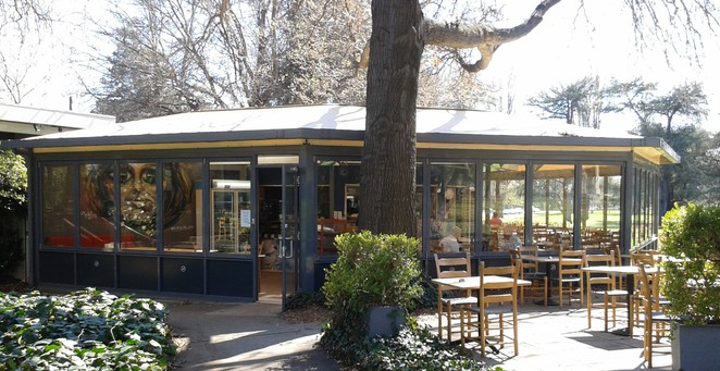 Pork Barrel Café, Parliamentary Triangle, Old Parliament House, Rose Gardens, Cafes in Canberra