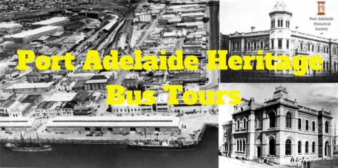 Port Adelaide Heritage Bus Tour