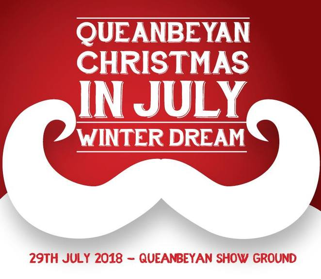 Queanbeyan-Palerang Regional Council, christmas in july markets, 2018, queanbeyan, NSW, ACT, 2018, july, markets, events, whats on, events in queanbeyan,