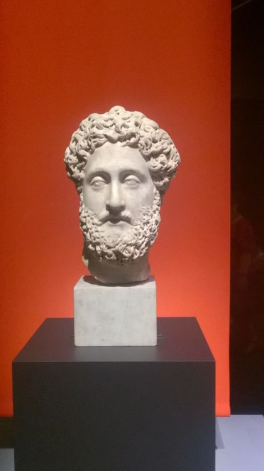 Rome: City Empire Exhibition at the National Museum