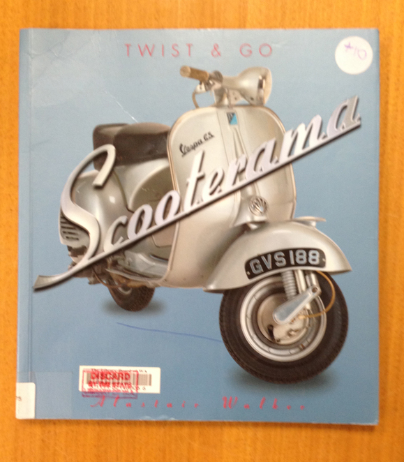 Scooterama Guide Book and Manual