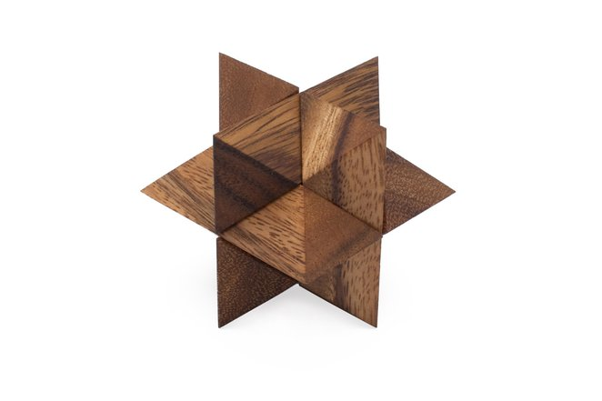 shooting star puzzle