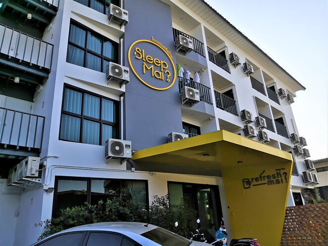 sleep mai lifestyle hotel tha pae chiang mai old city where to stay accommodation