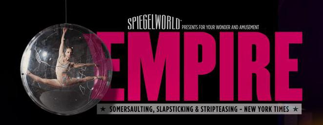 Spiegelworld's EMPIRE Sydney