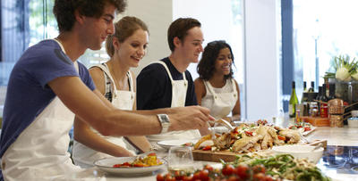 Spring Cooking School, Brisbane CBD