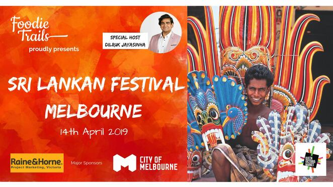 sri lankan festival melbourne 2019, community event, cultural event, fun things to do, queen victoria market, foodie festivals melbourne, free festival, sinhala new years day, tamil new years day, family fun, traditional foods, colourful decorations, family fun, entertainment, activities, city of melbourne