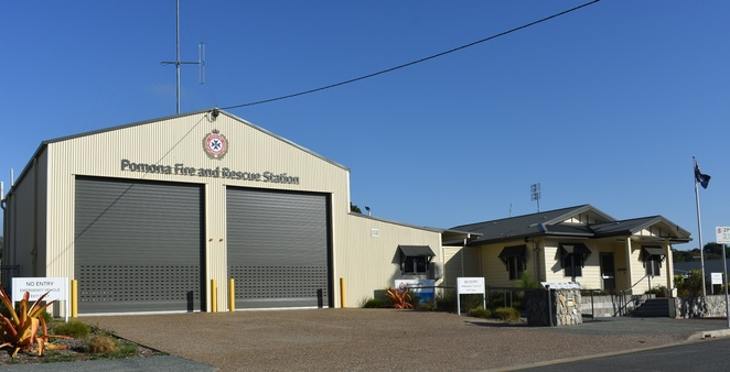 Sunshine Coast Open House 2018, Fire and Rescue Station Pomona