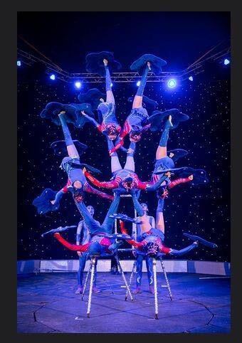 The Chinese Circus Spectacular