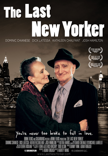 The Last New Yorker Film Poster