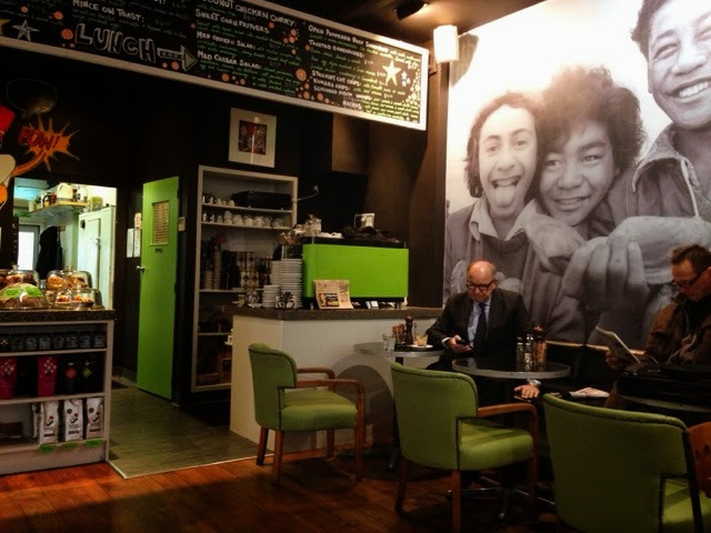 The Med, Cafe, Tauranga, New Zealand, Travel, Dining, Breakfast, GMV, Egg, Pasta, Coffee