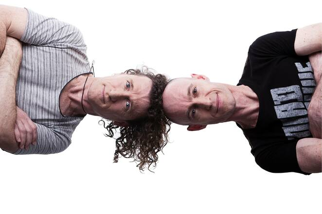 the umblical brothers, sydney comedy festival, sydney, NSW, events, mothers day, 2020, whats on, comedy shows, something different,