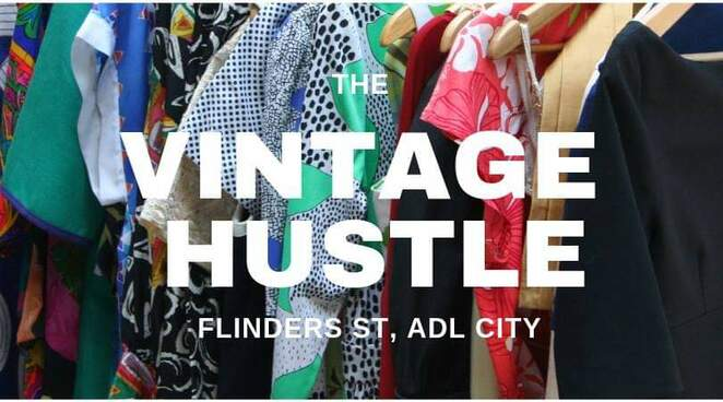 the vintage hustle, community event, fun things to do, something old and something new, shopping, sellers of vintage fashion, furniture, collectables, pre-loved goods, market