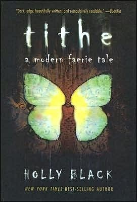 Tithe, Holly Black, books about fairies