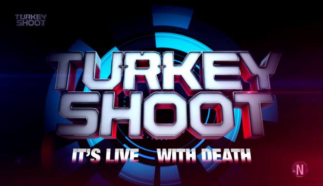 Turkey Shoot, Ozploitation, Action, Film, Australian, Quentin Tarantino