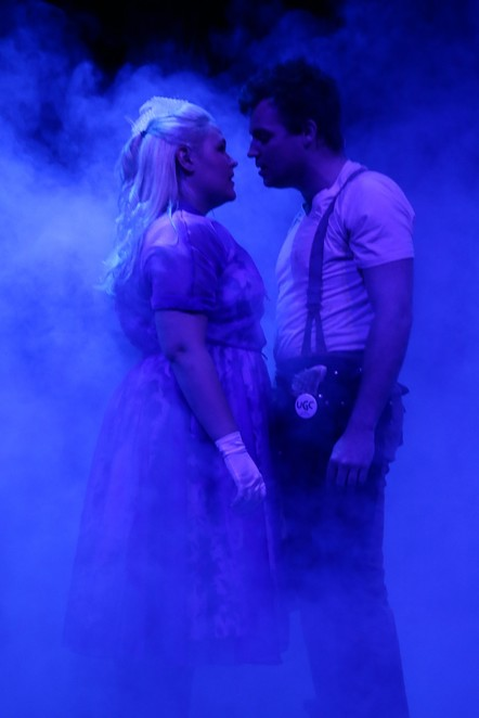 Urinetown The Musical, Mosman Musical Society, Zenith Theatre, Theatre Review, Musical, Musical comedy, local theatre, independant theatre, musical societies, Mark Hollman, Greg Kotis, satire
