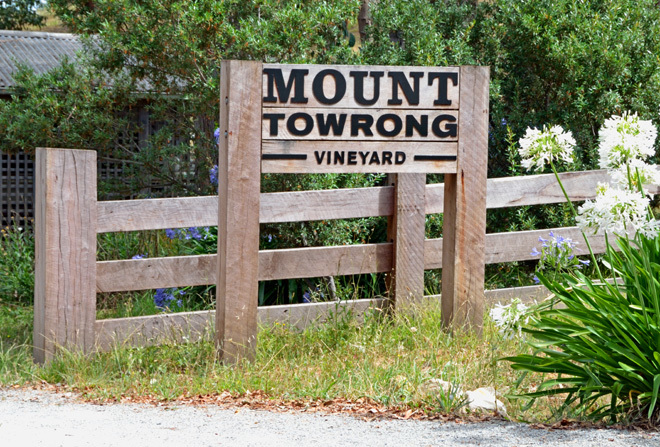 Victoria Melbourne Mount Macedon Mount Towrong Wine Wines Wineries Tasting Tastings Food & Wine