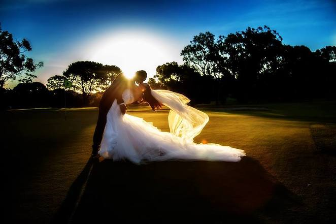 wedding open day mosman park golf